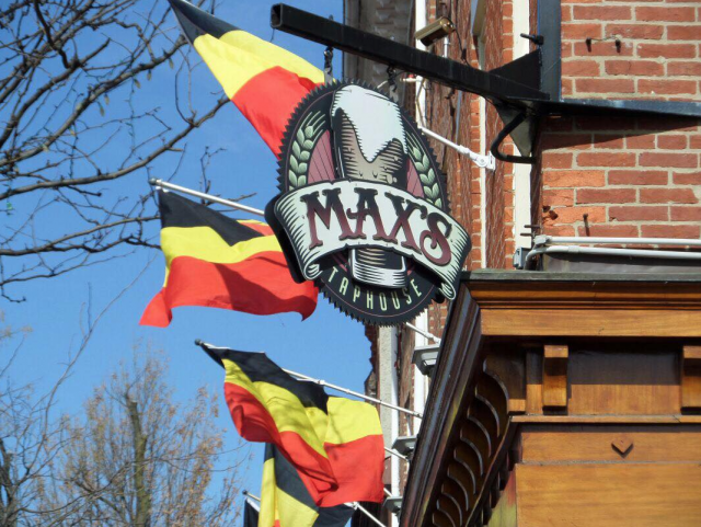 Max's Belgian Beer Festival (Baltimore) is February 15-18: huge beer list