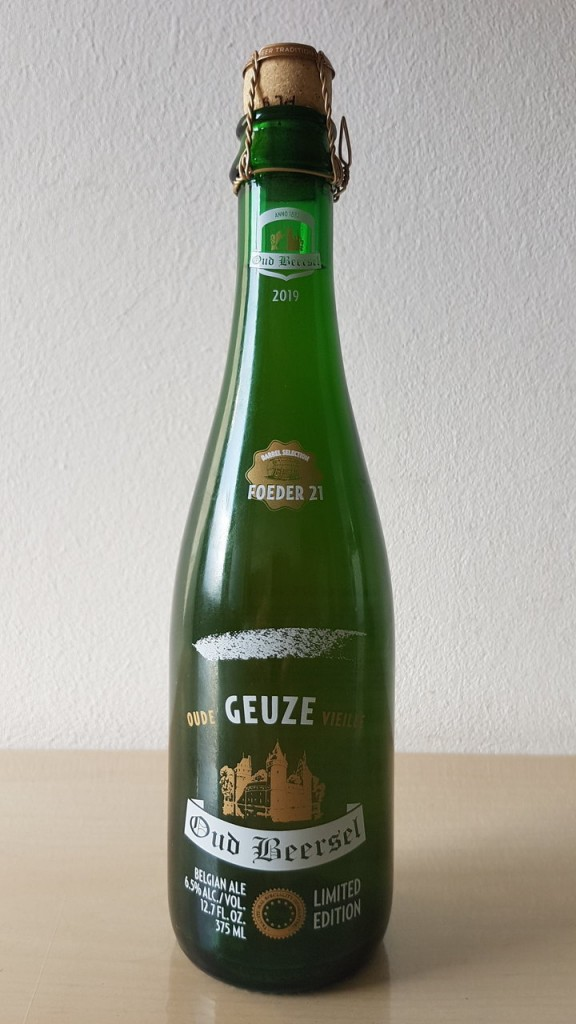 Oud Beersel Oude Geuze Barrel Selection Foeder 21.