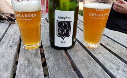 Bokke: Abrighost and Framboos Pjassel Kriek 2018, and more