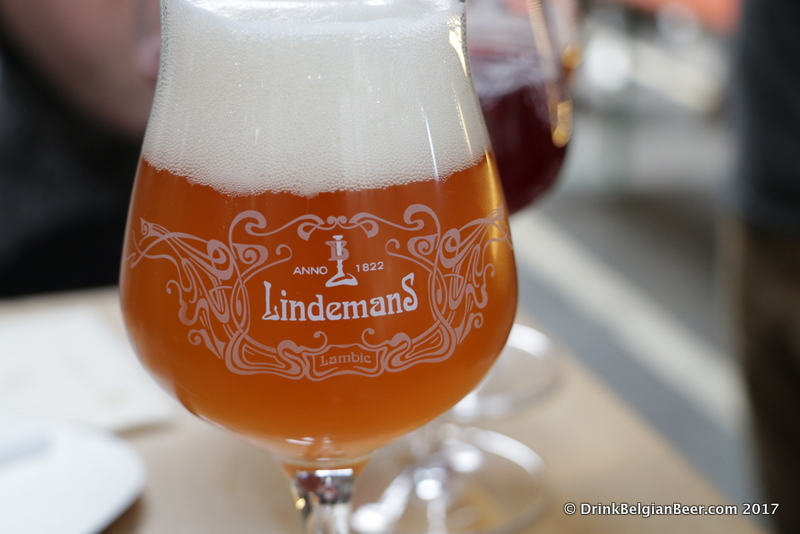 Lindemans GingerGueuze.