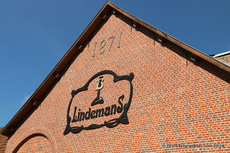 The logo of Brouwerij Lindemans.