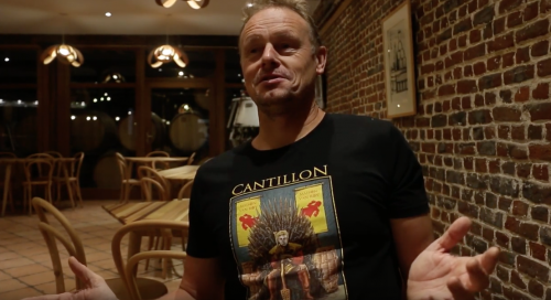An interview with Jean Van Roy, Brasserie Cantillon